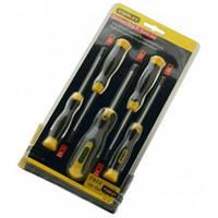 Набір викруток TORX 5од. Coushen Grip Stanley STHT2-65155 | набор отверток