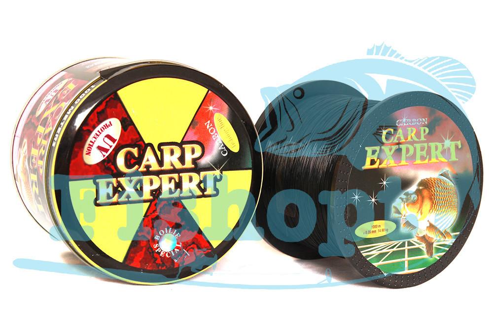 Леска карповая Carp Expert Carbon 0,25 1000m