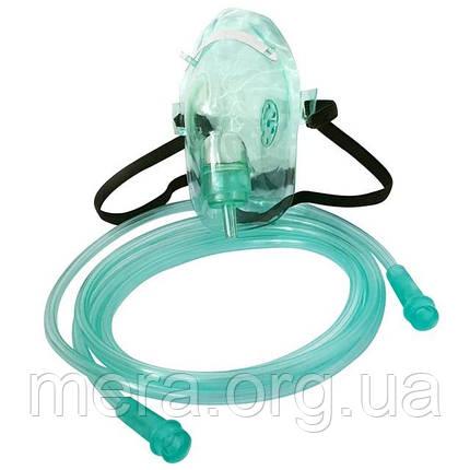 Маска кислородная, взрослая, фото 2