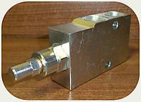 Клапан контрбаланс одностороннего действия, 60л/мин, 1/2 BSP, 350 Бар (SE-A 08)