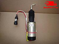 Электромагнит остановки двигателя 24V ГАЗ 3308, 3309  (покупн. ГАЗ). ЭМ.19-03. Ціна з ПДВ.