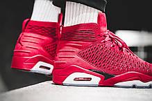 Мужские кроссовки Nike Air Jordan Flyknit Elevation 23 GS University Red/Black AO1538 601, Найк Аир Джордан, фото 2