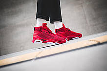 Мужские кроссовки Nike Air Jordan Flyknit Elevation 23 GS University Red/Black AO1538 601, Найк Аир Джордан, фото 3