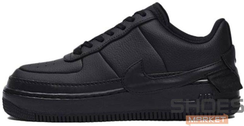 Мужские кроссовки Nike Air Force 1 Jester XX Black AO1220-001, Найк Аир Форс