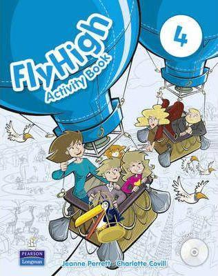 Activity 4 fly онлайн ответы high book Fly High
