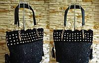 Очень красивая сумка с ажуром, фото 1