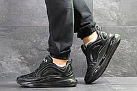 Мужские кроссовки Nike Air Max 720, артикул 7063 черные, фото 1