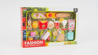 Игровой набор продуктов - Фаст-фуд