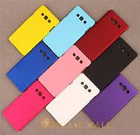 Чехол накладка бампер для Samsung Galaxy A7 A700 (9 цветов)