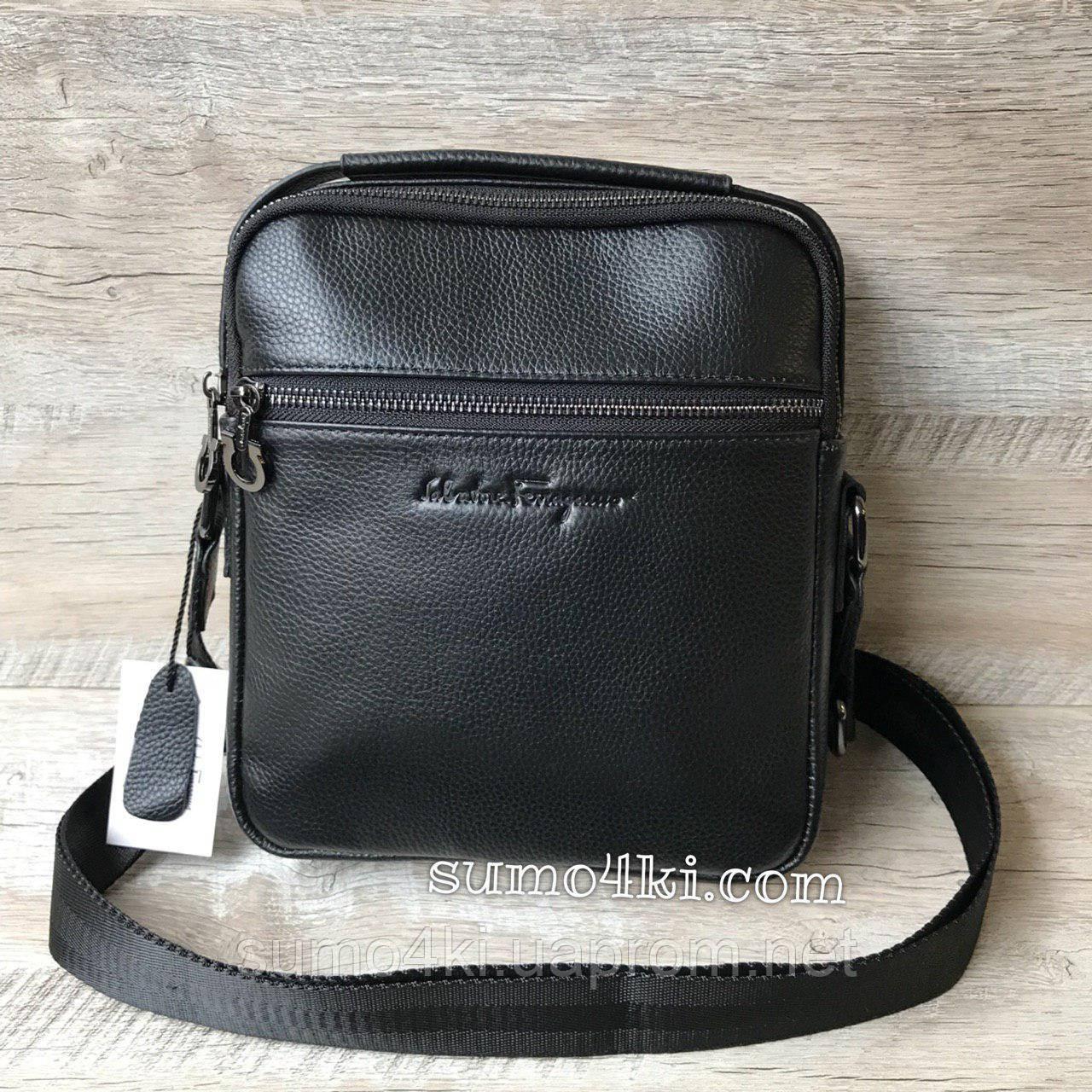 67530d1d4adf Мужская сумка-барсетка Salvatore Ferragamo - Интернет-магазин «Галерея  Сумок» в Одессе