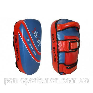 Пэда (Тай-Пэд) Прямая (1шт) Zelart ZB-6025 - Интернет-магазин спортивных товаров Пан Спортсмен. Спорт, туризм, рыбалка в Днепре