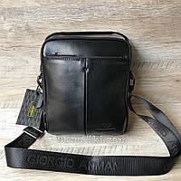 Мужская сумка-барсетка Armani