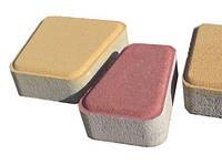 Плитка тротуарная Римский камень 4 см