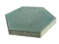 Плитка тротуарная Шестигранник 4 см