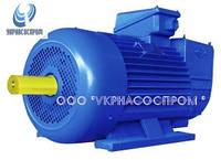 Крановый электродвигатель МТН 411-622 кВт 960 об/мин, фото 1