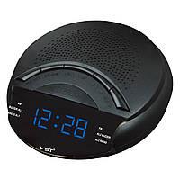 Радио-будильник VST-903-5 (LED-дисплей, автопоиск радио, автоотключение, отсрочка сигнала)