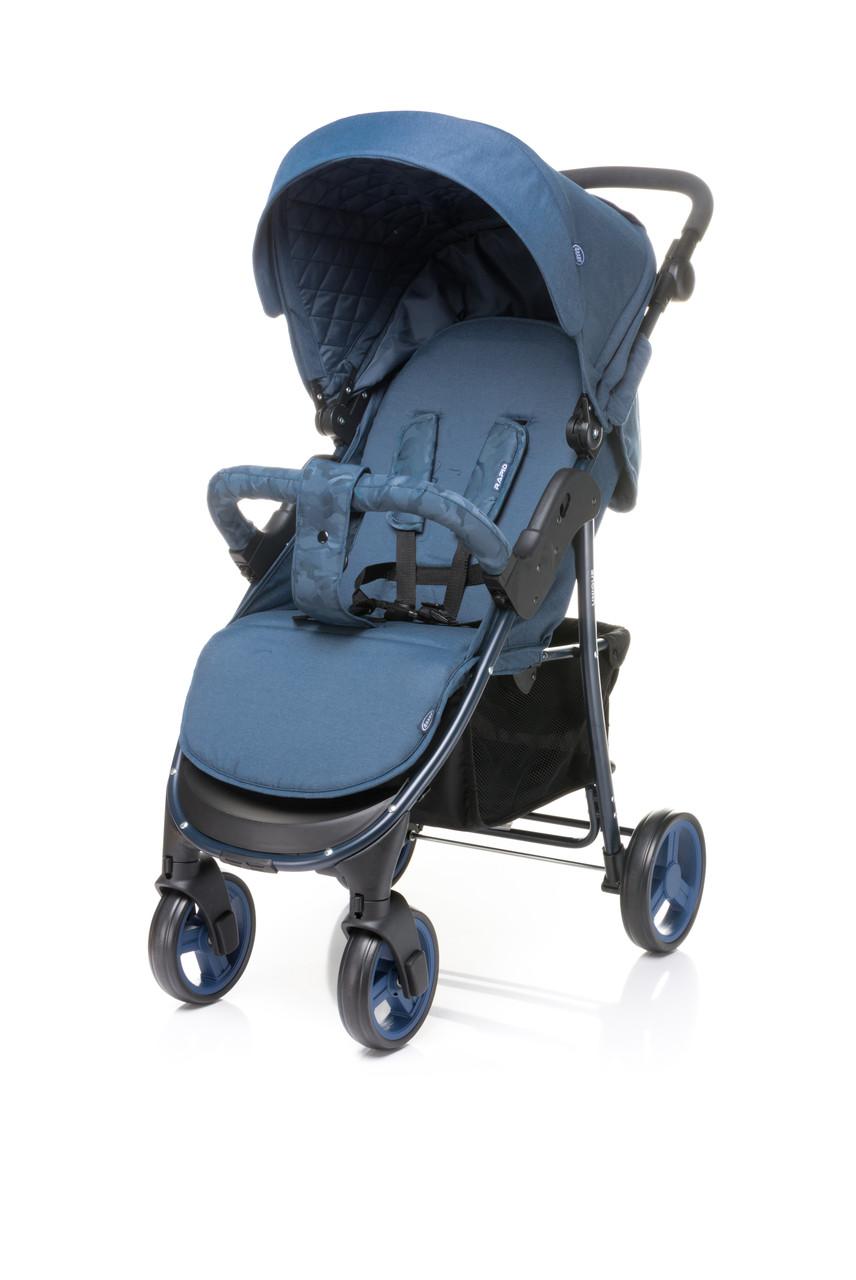 Детская коляска 4Baby Rapid коллекция Unique 2019 года