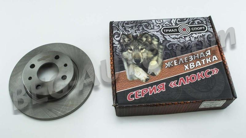 Тормозной диск передний Ваз 2108-21099 Триал-Спорт