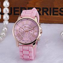 Женские часы Geneva Розовые