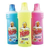 Средство для мытья полов Mr.Proper, 500мл ( в ассортименте)