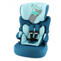 Автокресло Bertoni X-DRIVE+ (9-36кг) (aquamarine dog driver) (арт.20538)