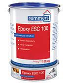 2-компонентная эпоксидная водоэмульгируемая смола для приготовления растворов EPOXY ESC 100