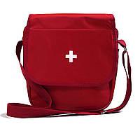 Аптечка первой медицинской помощи сумка санитарная с наполнением