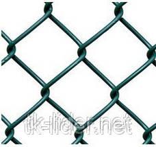 Сітка рабиця, сітка рабиця в рулонах, 60x60 10000x1500 мм, д= 1.6 мм оц, фото 2