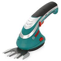 Аккумуляторные ножницы для травы/кусторез Bosch Isio 3