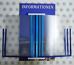 Стенд-книжка для кабинета немецкого языка
