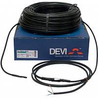 Нагревательный кабель для крыш, желобов и водостоков Deviflex™ DTCE-30 на 230 В~ Вт 3760/4110 140м