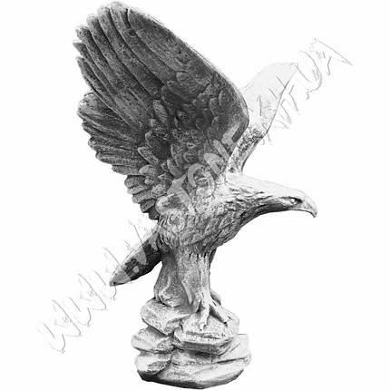 """Форма для садовой фигуры """"Орёл"""" , фото 2"""