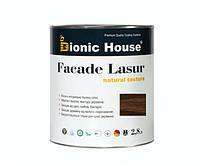 Краска для дерева FACADE LASUR Bionic-House 2,8л Палисандр А111