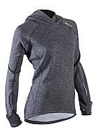 Кофта с капюшоном Sugoi Endurance Hoodie (женская) размер L black/white