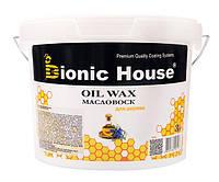 Масло-воск для дерева Bionic-House 3л Безцветный
