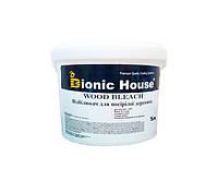 Отбеливатель для дерева без хлора WOOD BLEACH Bionic-House 5л Безцветный