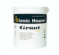 Грунтовка для дерева акрилатная Bionic-House 3л Безцветный