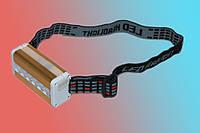 Налобный фонарик  Police BL-901 30000W USB