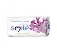 Туалетное мыло Smile с запахом сирени 100 гр