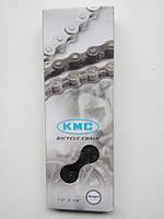 """Цепь 1/2"""" х 1/8"""" KMC для дорожного велосипеда"""