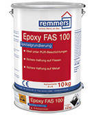 2-компонентная эпоксидная грунтовочная смола для проблемных поверхностей EPOXY FAS 100