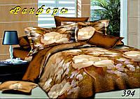 Комплект постельного белья Тет-А-Тет евро 394 ранфорс