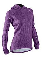 Кофта с капюшоном Sugoi Endurance Hoodie (женская) размер XS purple