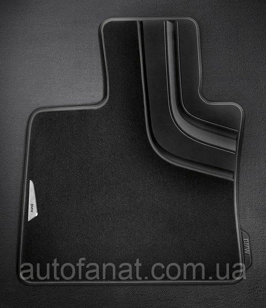 Текстильные оригинальные коврики салона для BMW X6 F16 (51472347731 / 51472288261)