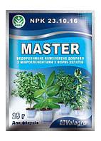 Минеральное удобрение Мастер (Master) для фикусов (25г)