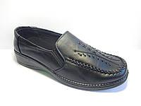 Женские туфли. 36-42 р. М-98 черный.