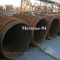Катанка SAE1006 диаметр 6,5 мм производство ПАО «АрселорМиттал Кривой Рог»
