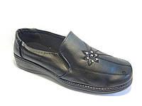 Женские туфли.36-42 р.М-50 черный.