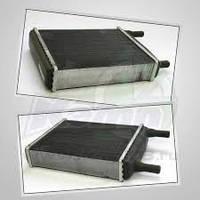 Радиатор отопителя Газель d=16 (алюминий) (производство LUZAR)
