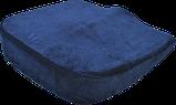 Ортопедическая подушка для сидения с эффектом памяти J2511, фото 3